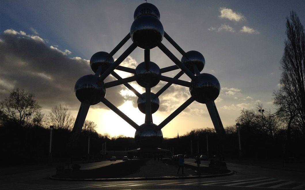 Atomium: monumento simbolo di Bruxelles