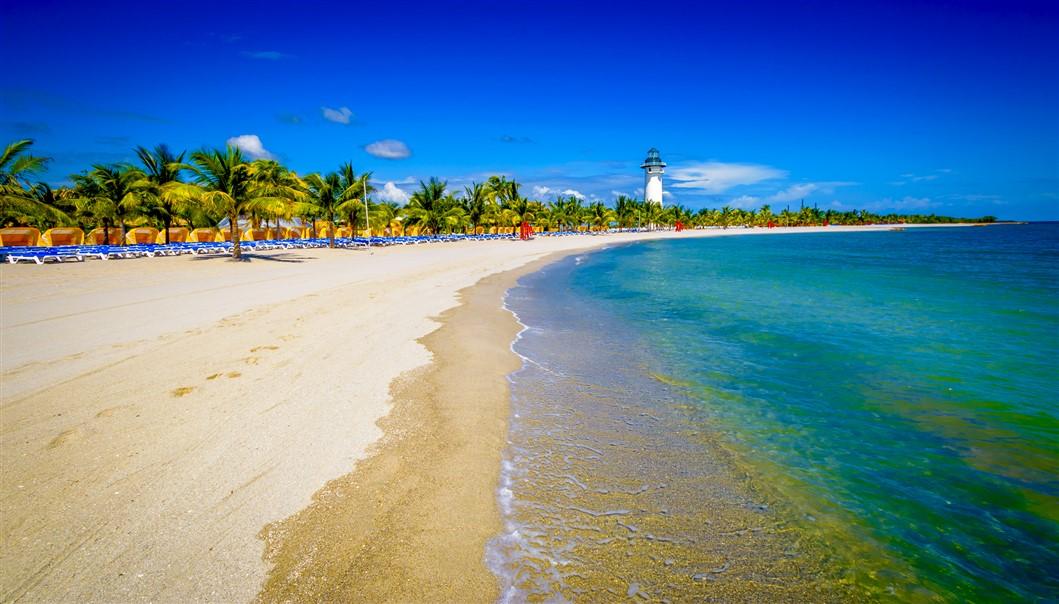 Harvest Caye, esclusivo porto di scalo nel cuore dei Caraibi