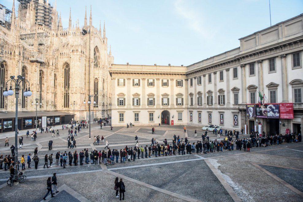 3 mostre da non perdere al Palazzo Reale di Milano
