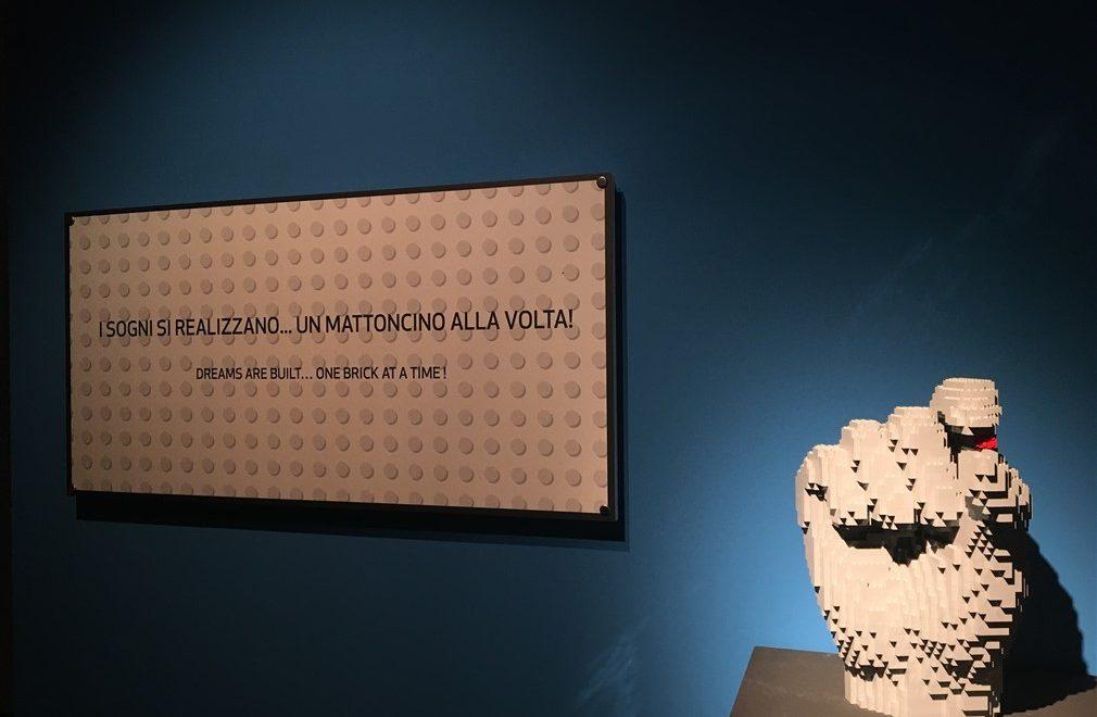 The Art of the Brick: l'arte dei mattoncini Lego in mostra a Milano