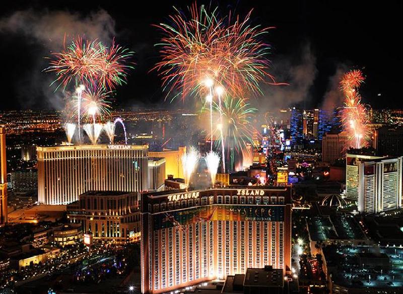 Capodanno a Las Vegas: tutti gli eventi in programma