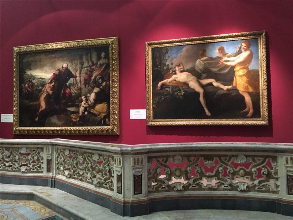 Sgarbi racconta i Tesori Nascosti dell'arte in mostra a Napoli (3)