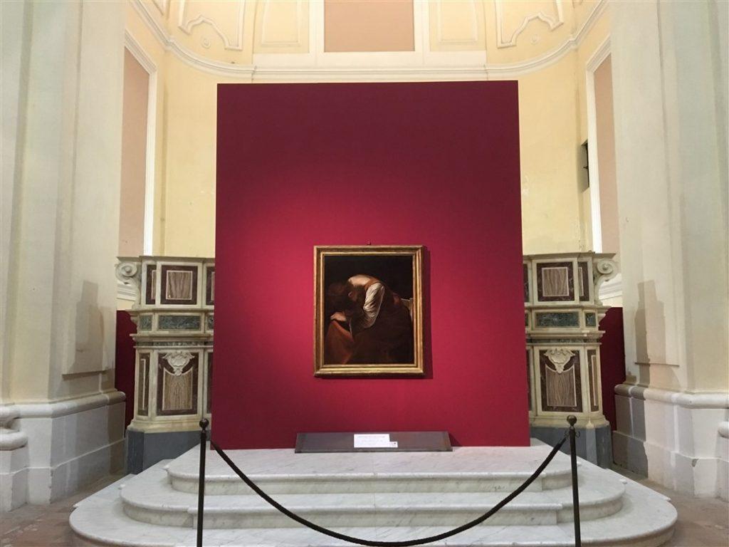 Sgarbi racconta i Tesori Nascosti dell'arte in mostra a Napoli (5)