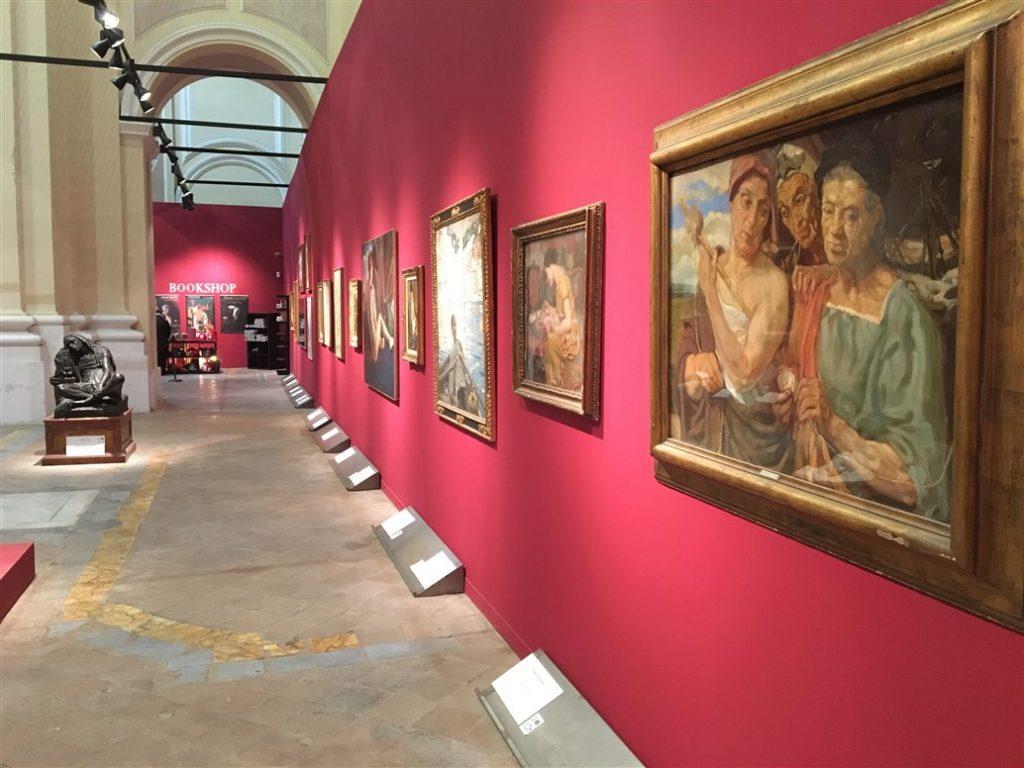 Sgarbi racconta i Tesori Nascosti dell'arte in mostra a Napoli (6)
