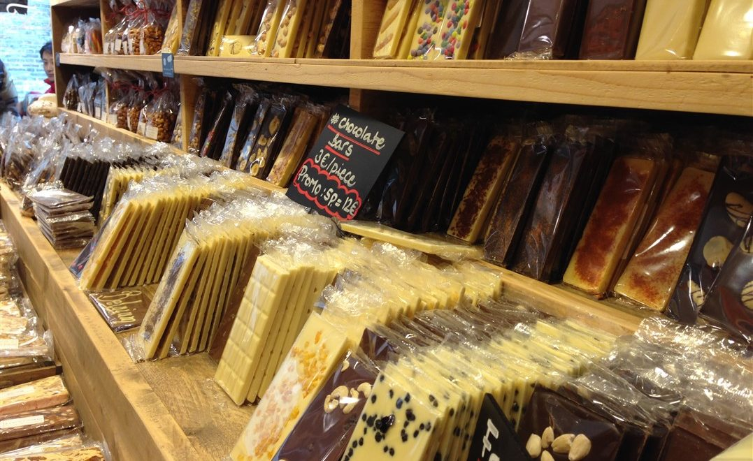 Belgio: tour del cioccolato tra Bruxelles e Anversa