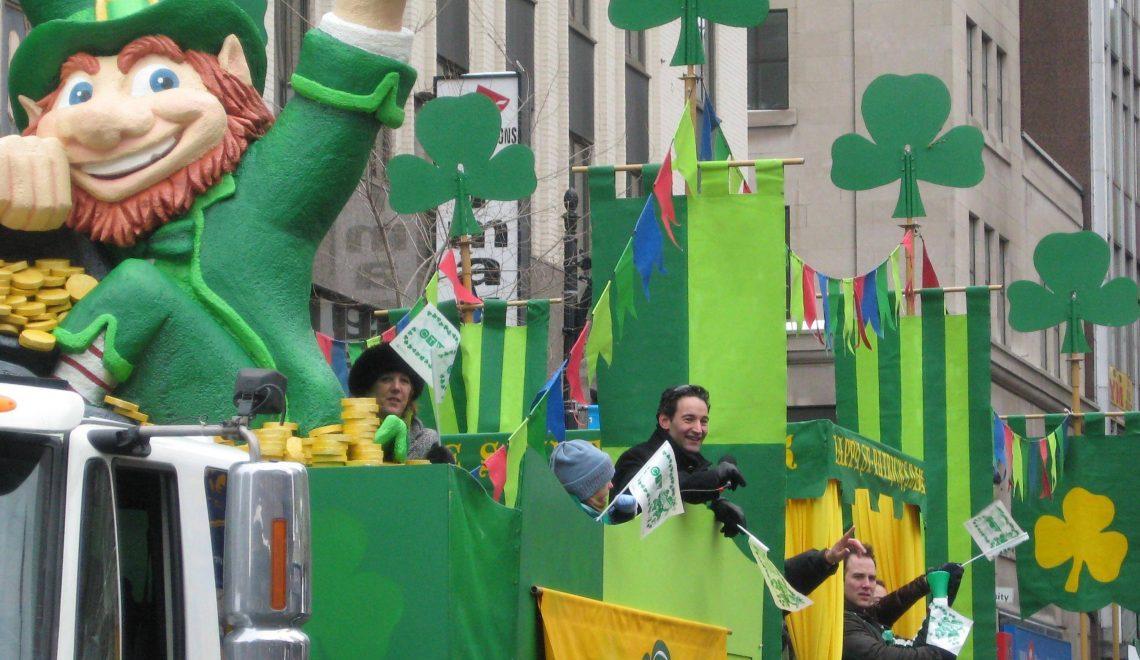 Festeggiare San Patrizio in Irlanda