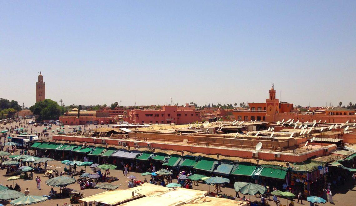 Cosa vedere a Marrakech in 1 giorno