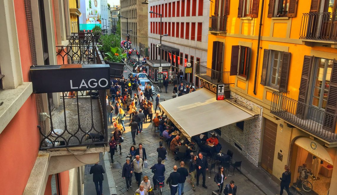Brera Design District: il cuore del Fuorisalone a Milano