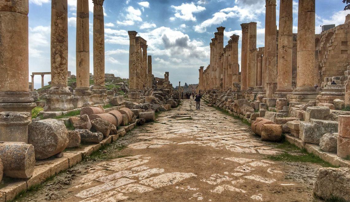 Giordania: ripresa del turismo italiano con un +90% rispetto al 2016