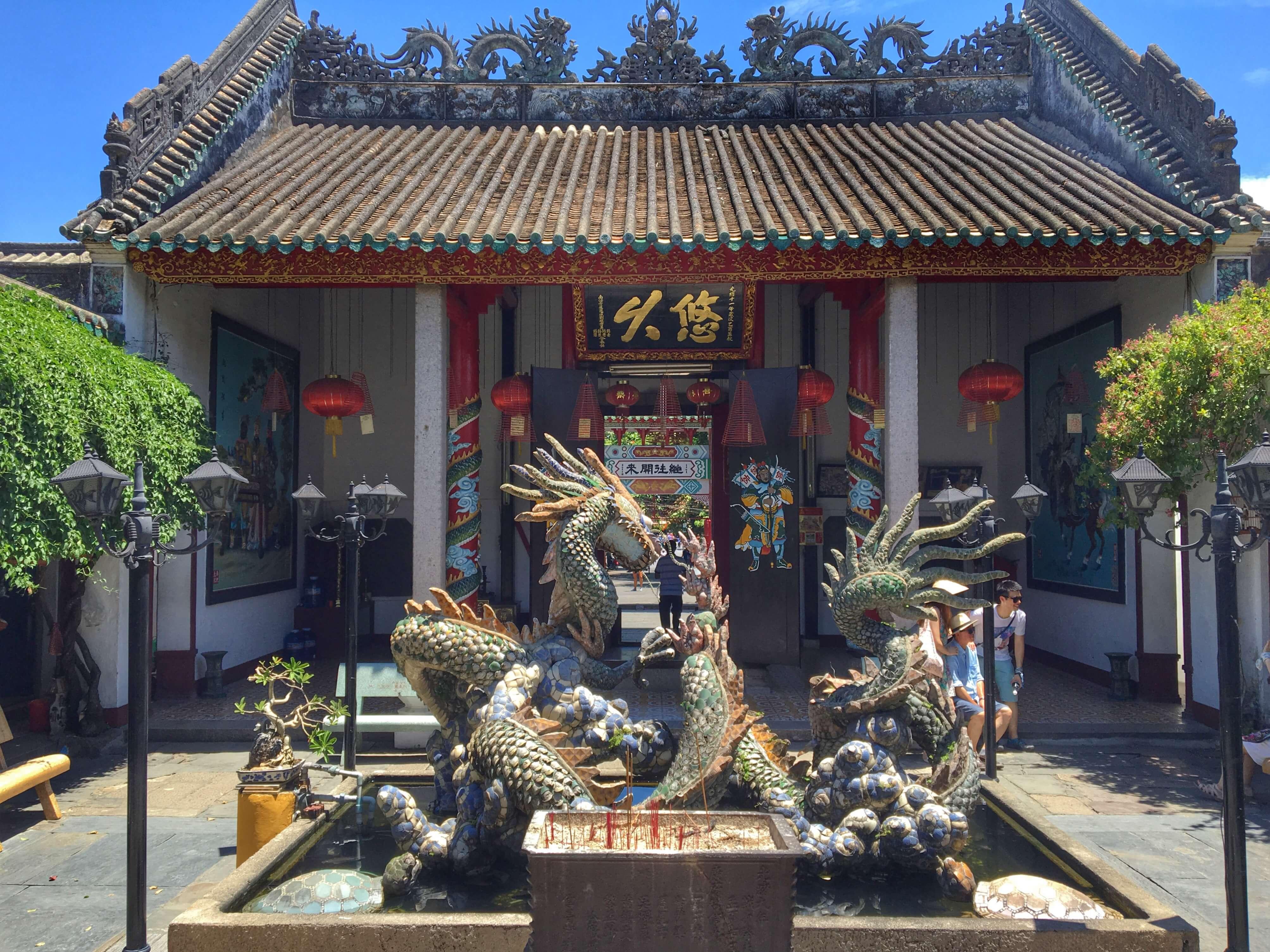 Perdersi tra i vicoli di hoi an la citt delle lanterne for Casa tradizionale cinese
