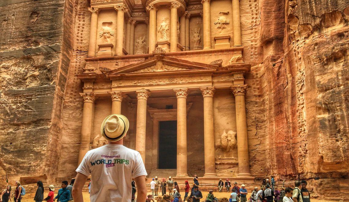 Semplicemente Petra: l'antica città dei Nabatei che incanta per la sua bellezza