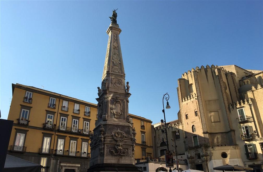 Caccia al tesoro nel centro storico di Napoli