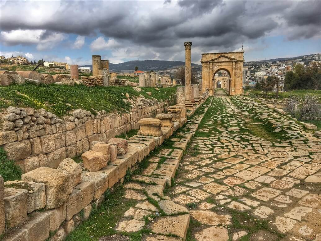 Image result for BETANIA SI JERASH