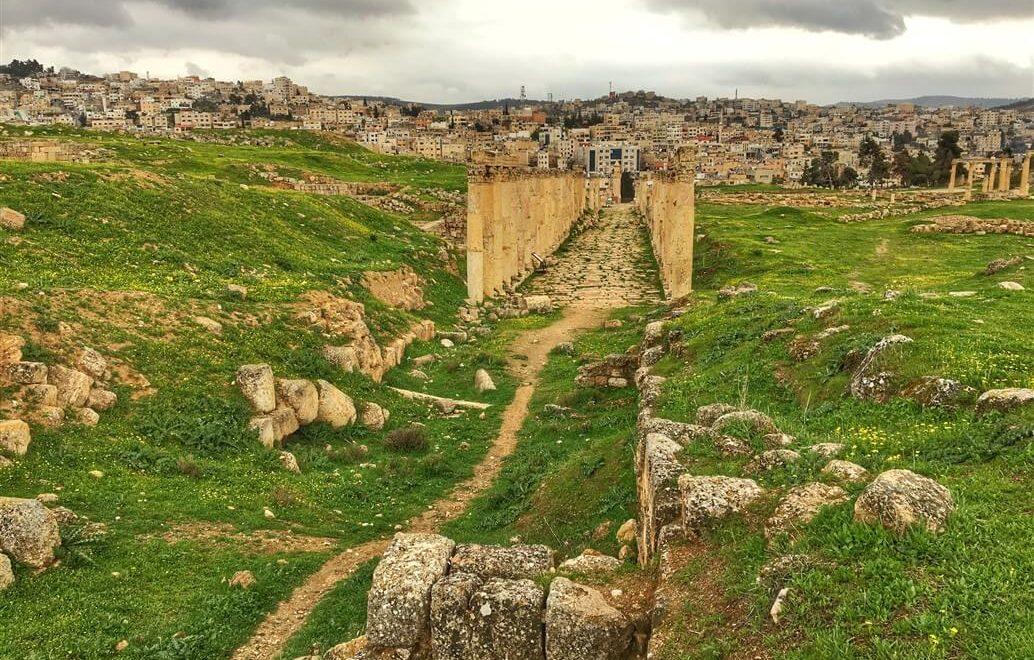 Giordania: visitare il sito archeologico di Jerash nei dintorni di Amman