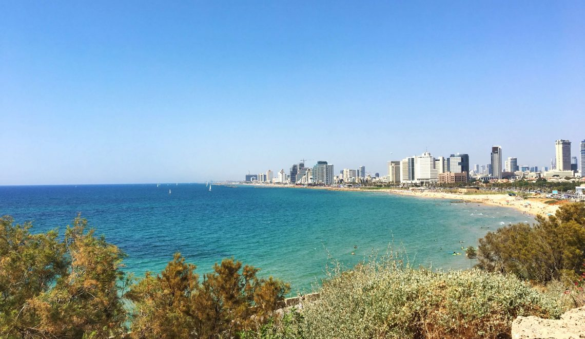 Tel Aviv e Gerusalemme: Two cities, One break!