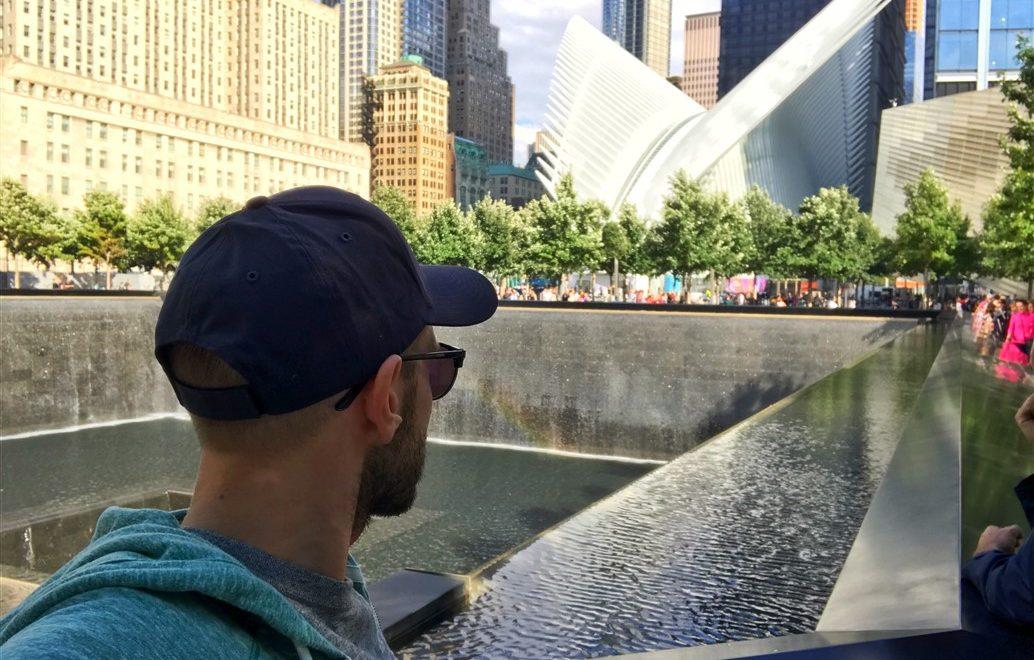 Trovarsi a New York nell'anniversario dell'11 settembre