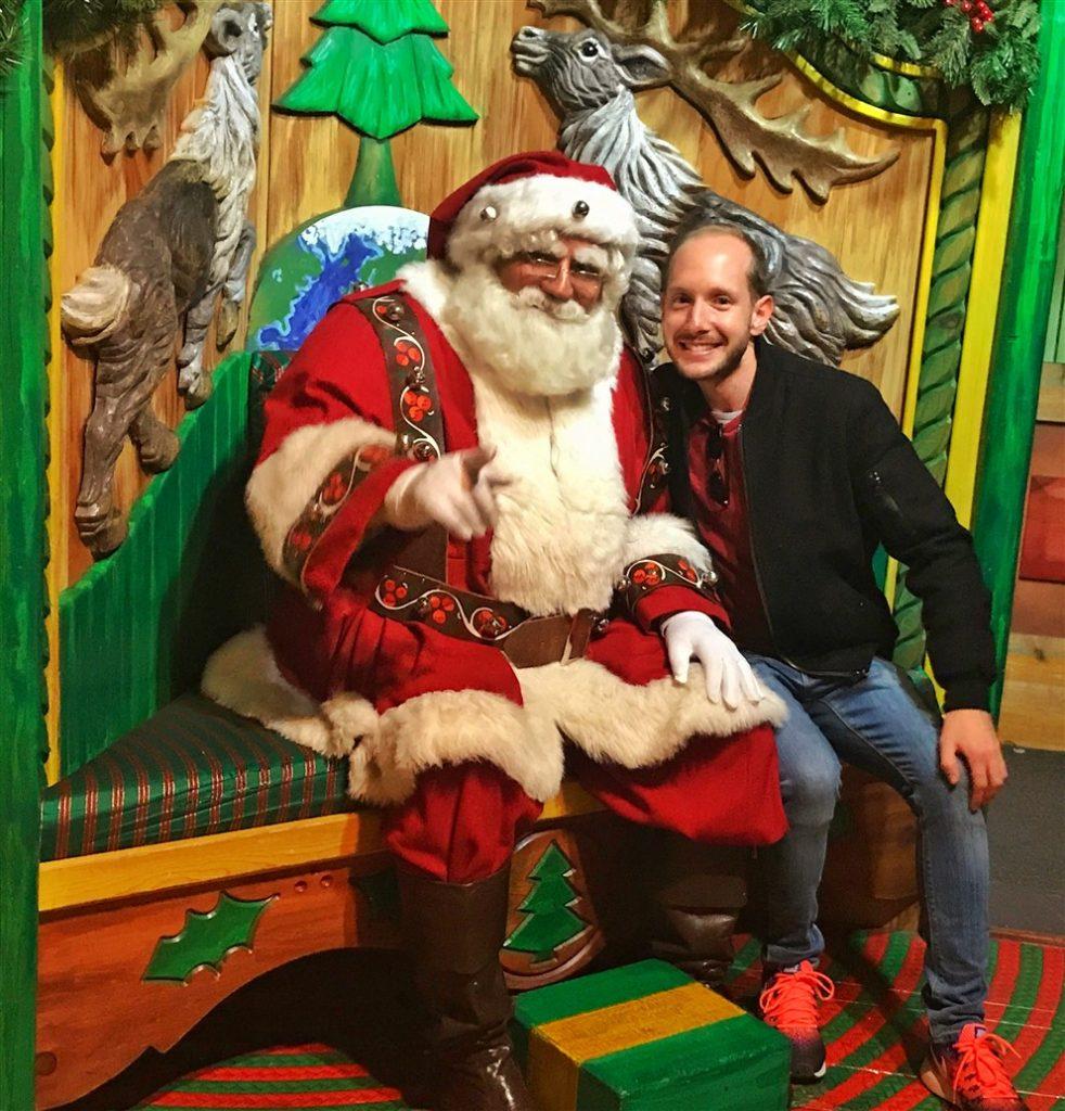 Incontrare Santa Claus