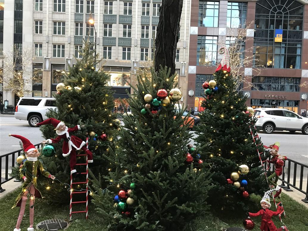 Albero Di Natale Sogno.Natale A Chicago Tra Parate Mille Luci Ed Atmosfera Da Sogno World Trips