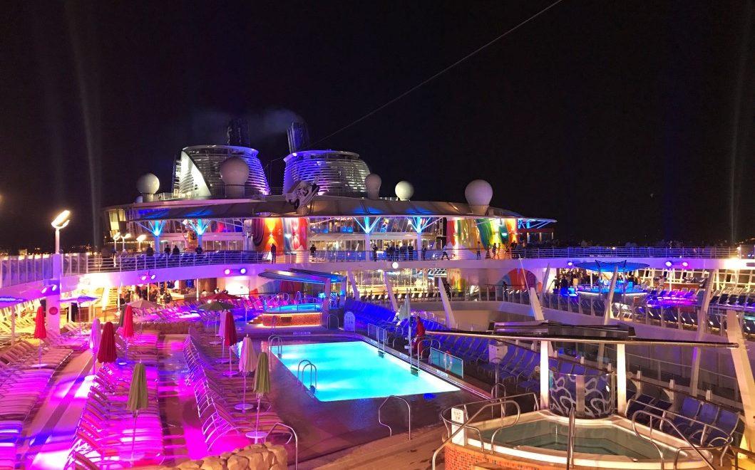 Arriva Symphony of the Seas ed è subito record!