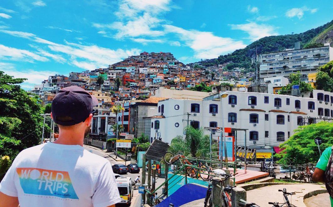 Visitare la favela di Vidigal a Rio de Janeiro