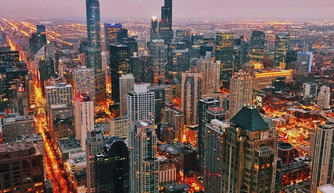 I migliori grattacieli per ammirare Chicago dall'alto