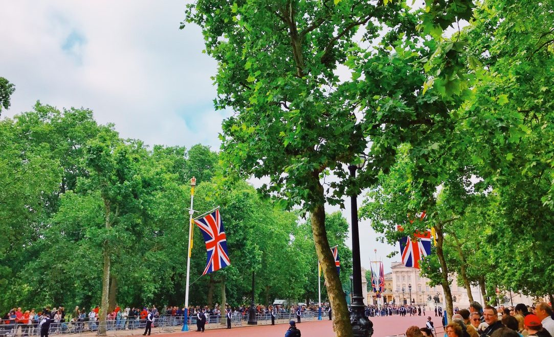 Londra: assistere alla Trooping the Colour Parade