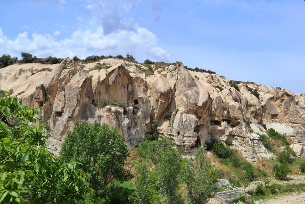 chiese cristiane cappadocia