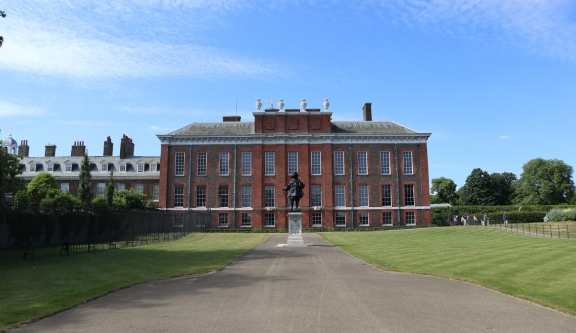 Visitare Kensington Palace: la residenza di William e Kate