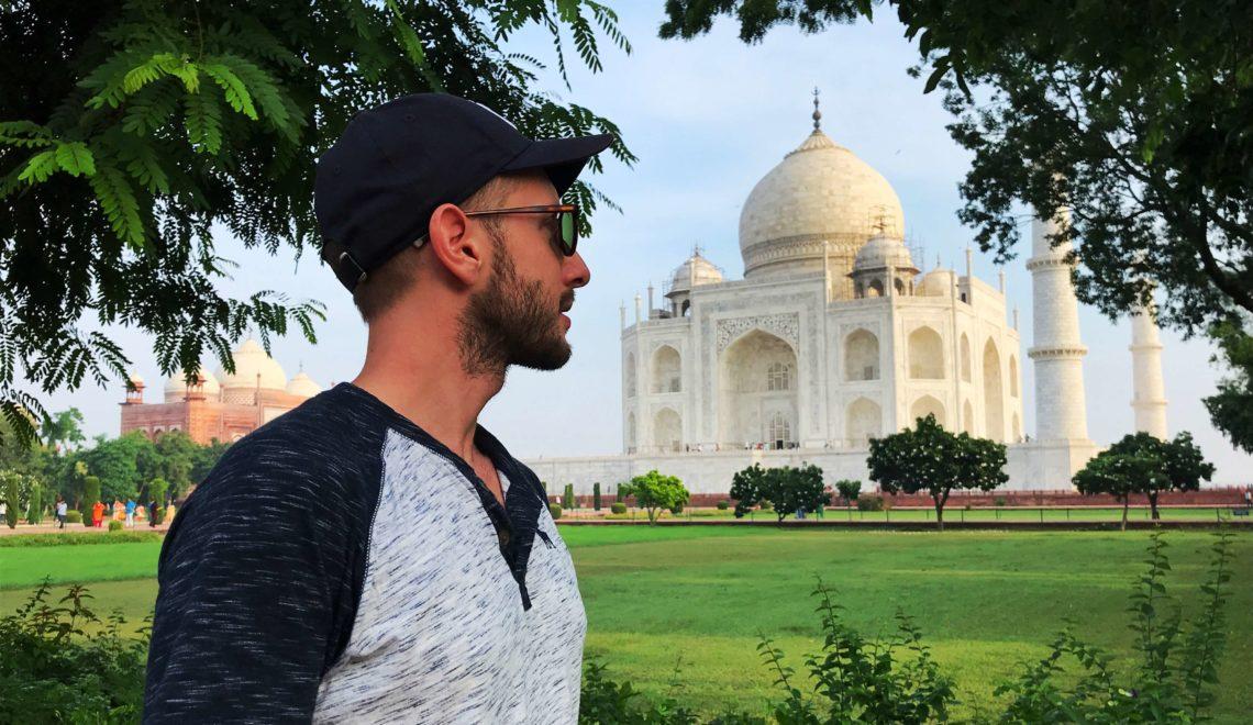 Viaggio da solo in India del Nord: itinerario di 8 giorni