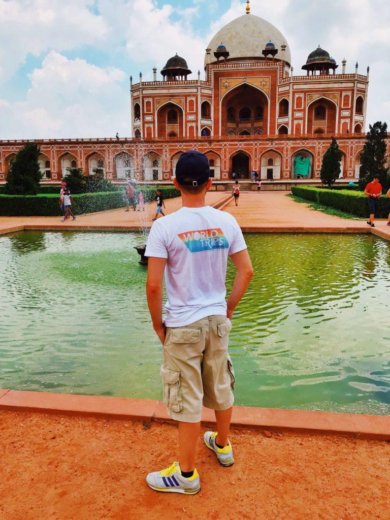 india itinerario 8 giorni