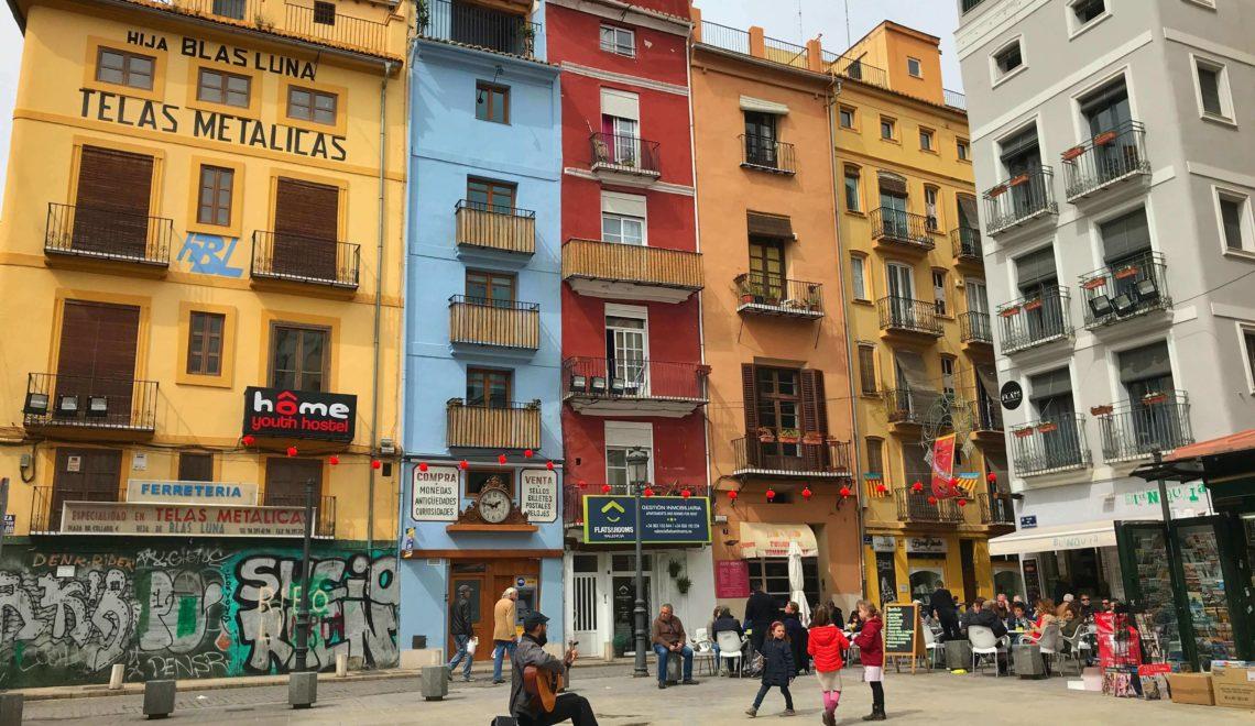 Weekend a Valencia: cosa vedere in 2 giorni