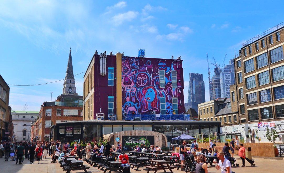 Brick Lane & Shoreditch: scoprire le nuove zone cool di Londra