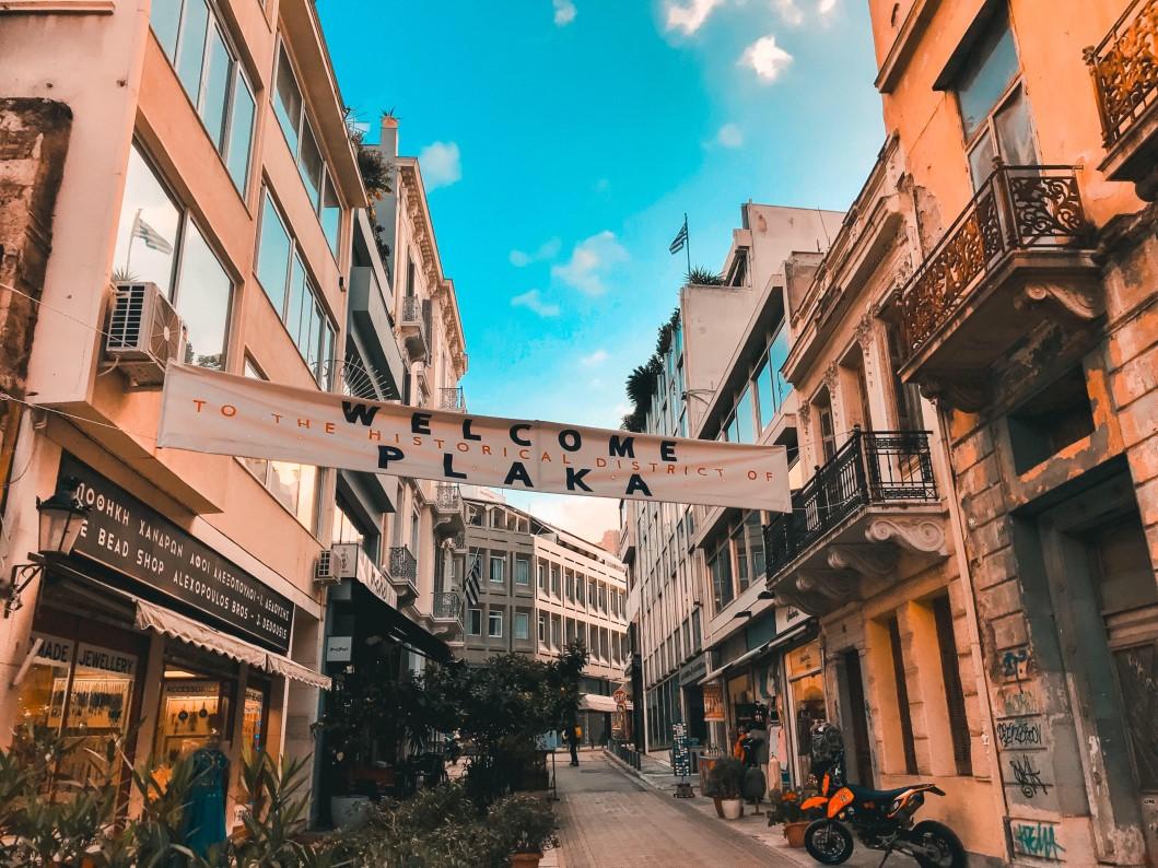 Grecia. Tutto ciò che si può fare ad Atene in un weekend