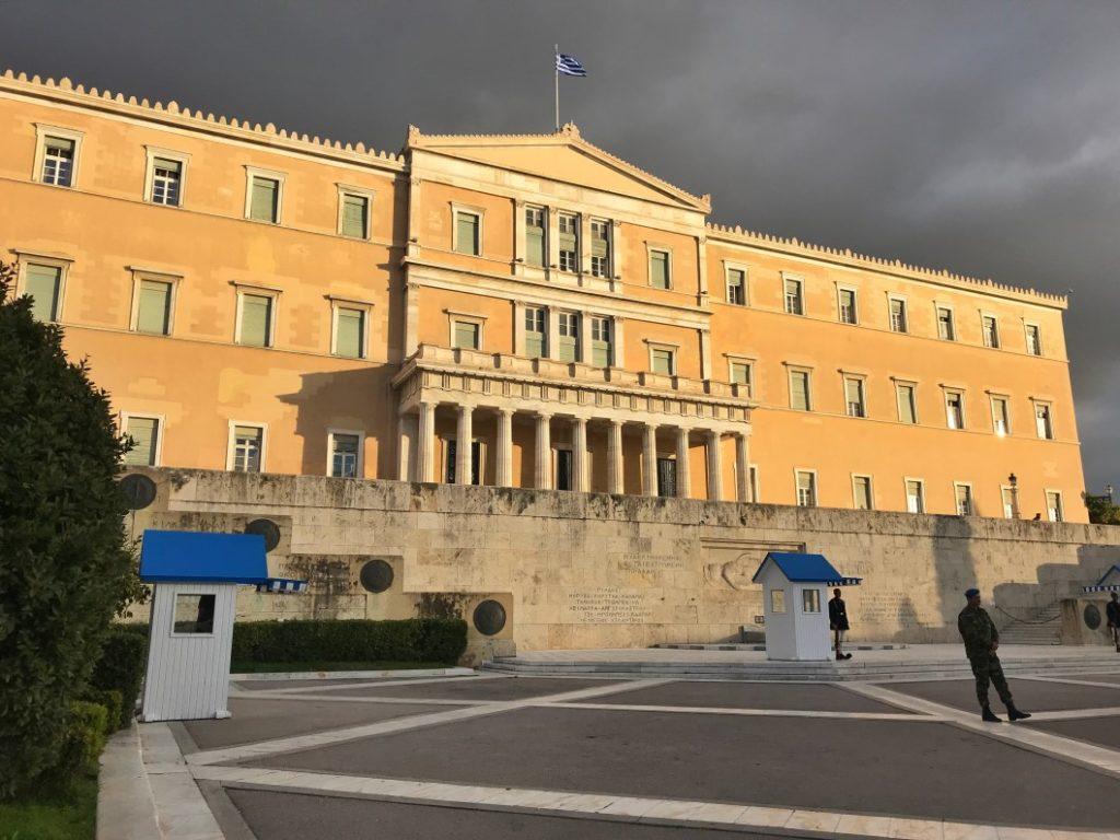 parlamento atene