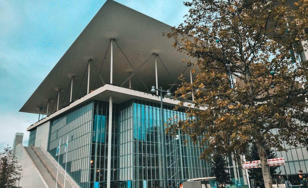 Visitare il Centro Culturale Stavros Niarchos ad Atene