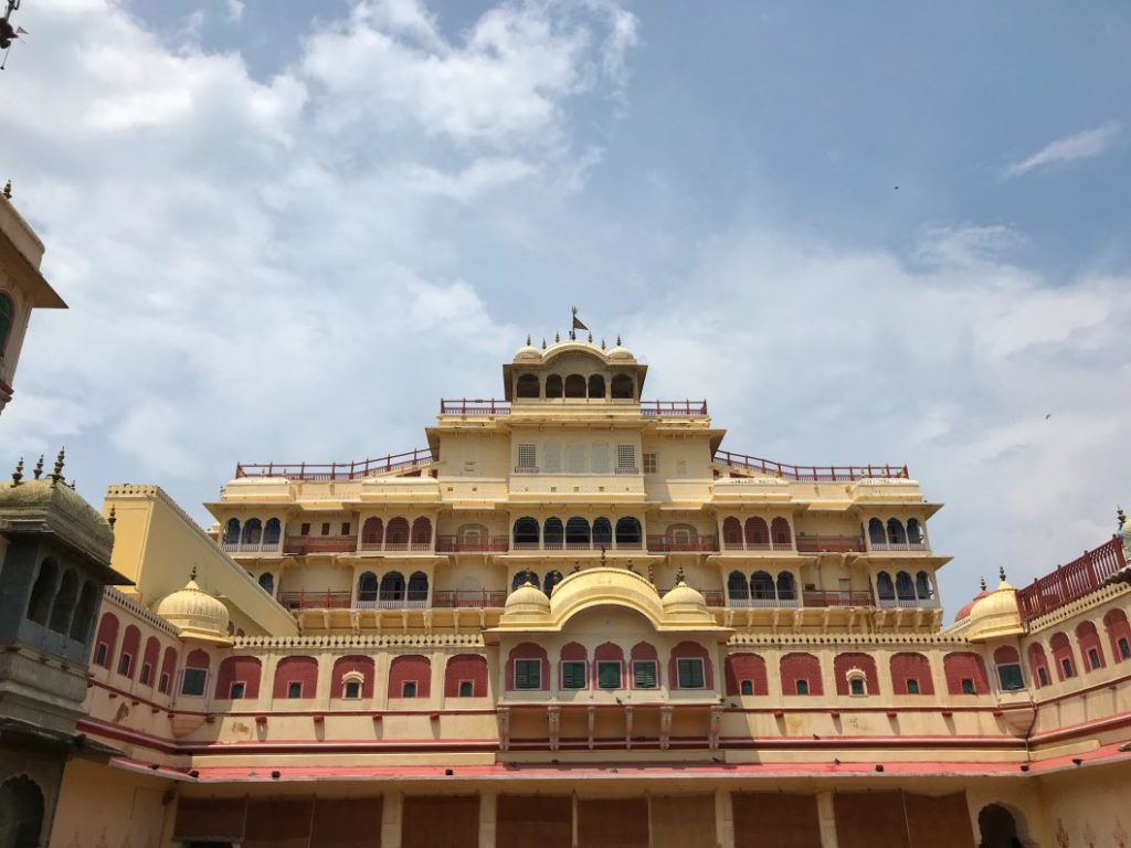 templi a jaipur