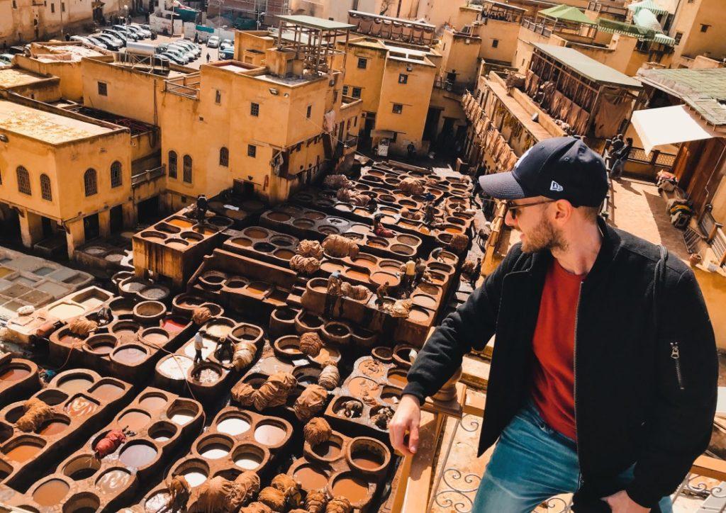 itinerario di viaggio marocco