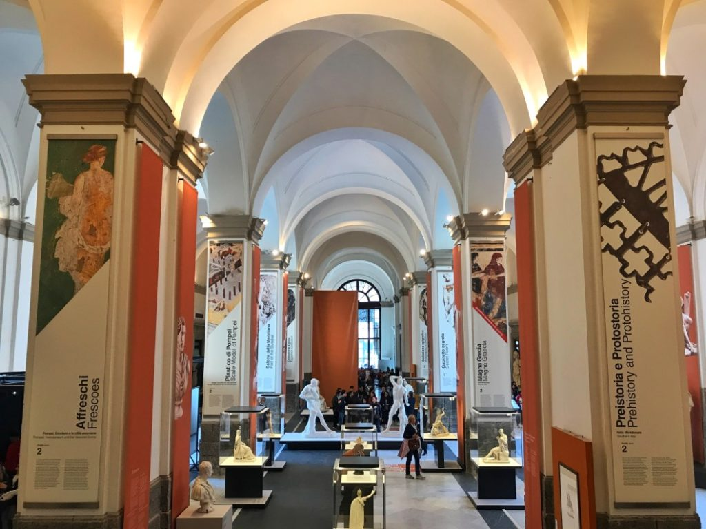 mostra canova museo napoli
