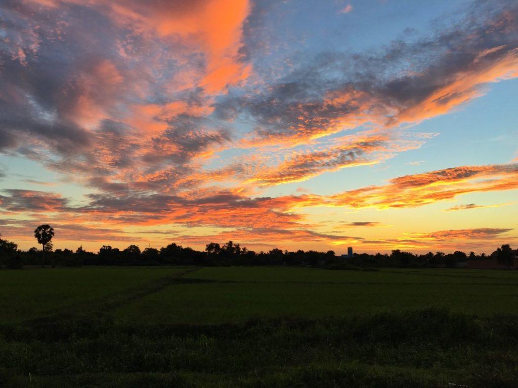 tramonti cambogia