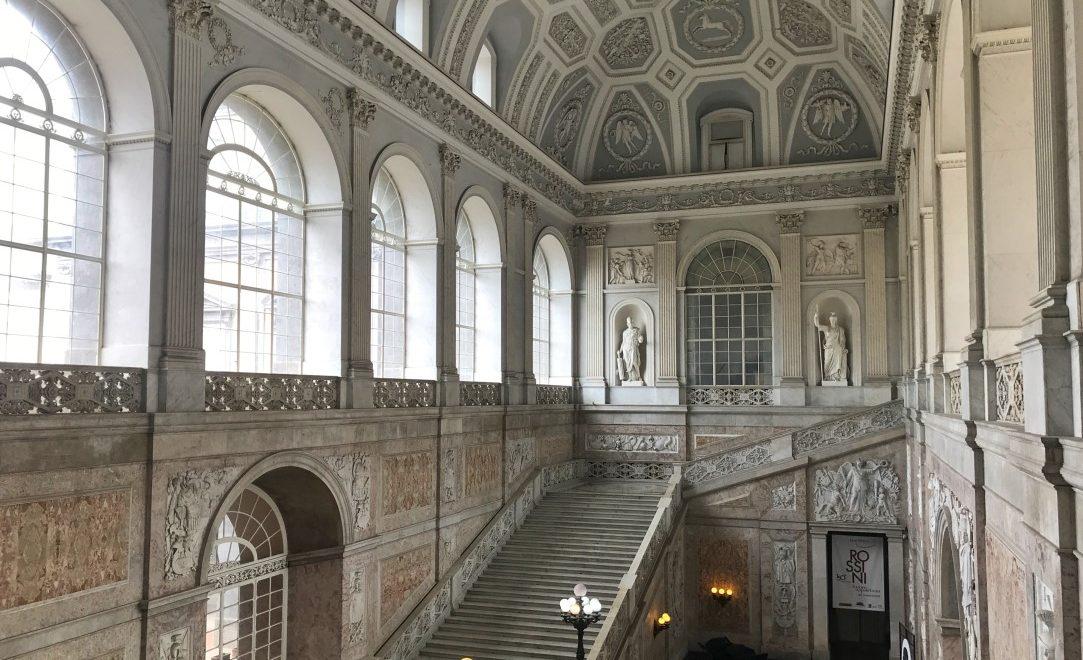 Visitare il Palazzo Reale di Napoli per un tuffo nella storia