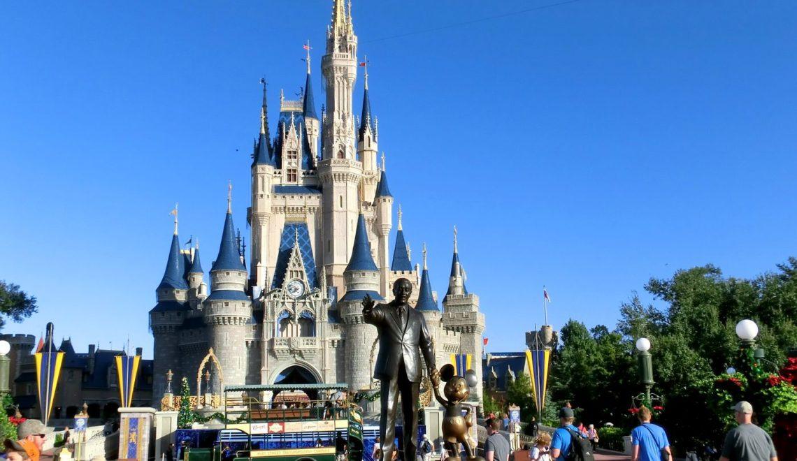 Visitare i parchi a tema di Walt Disney World a Orlando