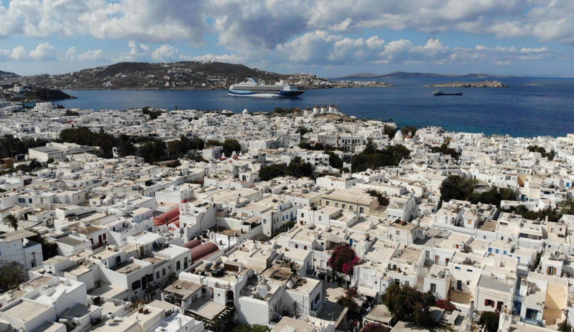 8 luoghi da vedere a Mykonos perfetti per Instagram (e non solo)
