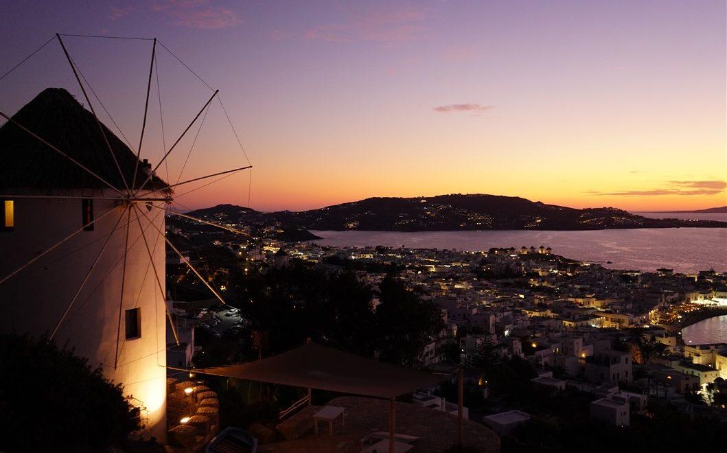 Dove ammirare il tramonto a Mykonos