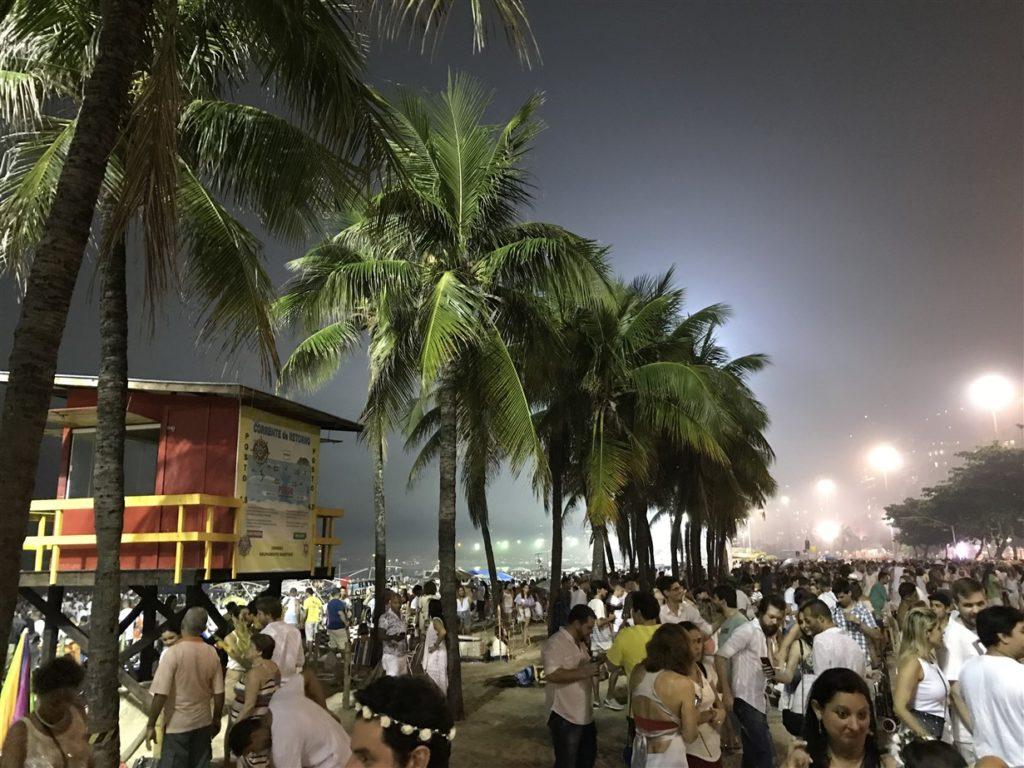 festeggiare il capodanno a rio de janeiro
