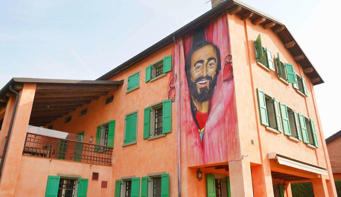 Visitare la Casa Museo Luciano Pavarotti nei dintorni di Modena