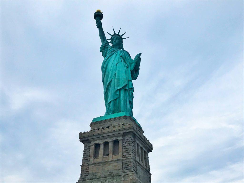 visitare statua della libertà new york