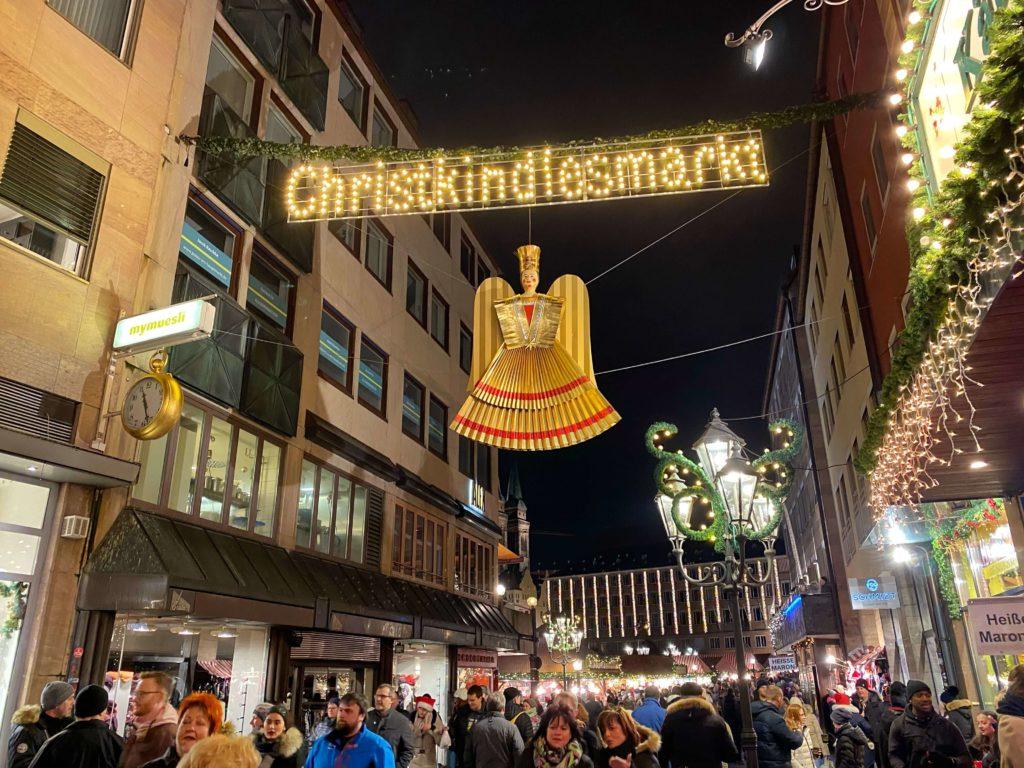 mercatini di natale a norimberga