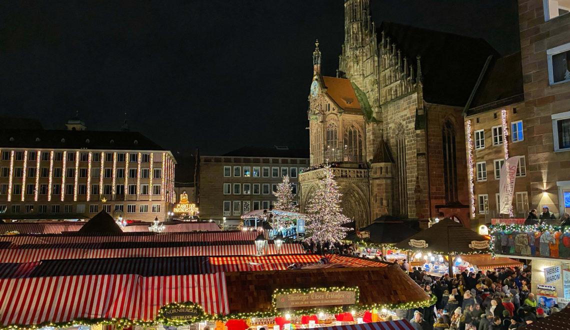 Mercatini di Natale a Norimberga: i più belli d'Europa