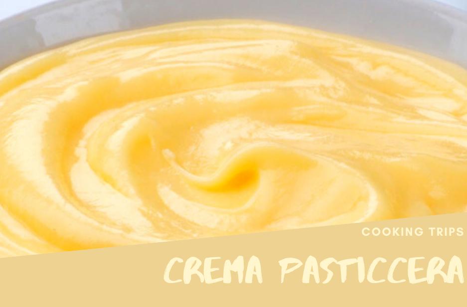 Ricetta della Crema pasticcera classica