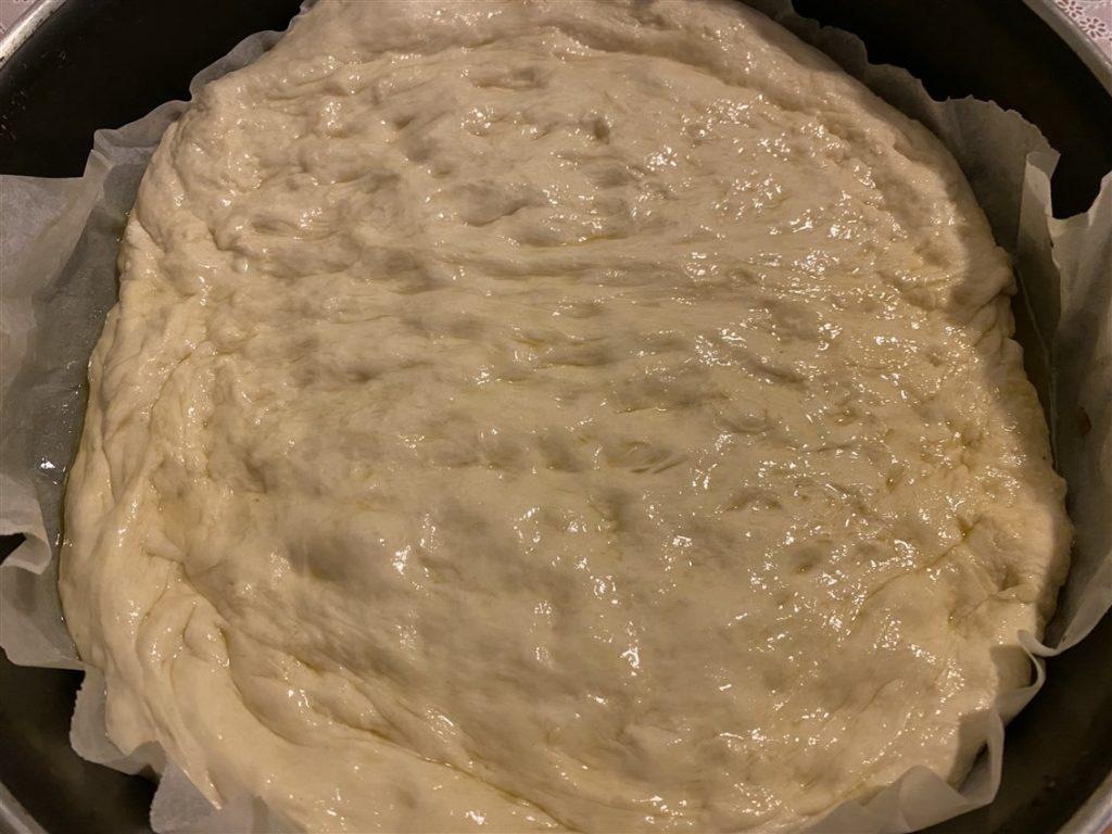 ricetta focaccia barese